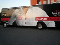InStyle mobile promotion